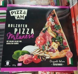 La pizza alla Milanese… in Germania