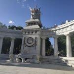 Emiciclo juarez centro storicico città del messico