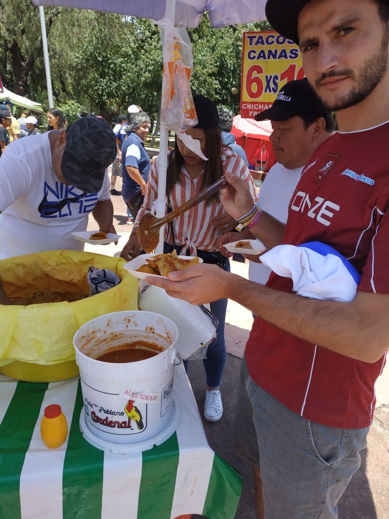 Tacos de canasta 6X10 Reggina