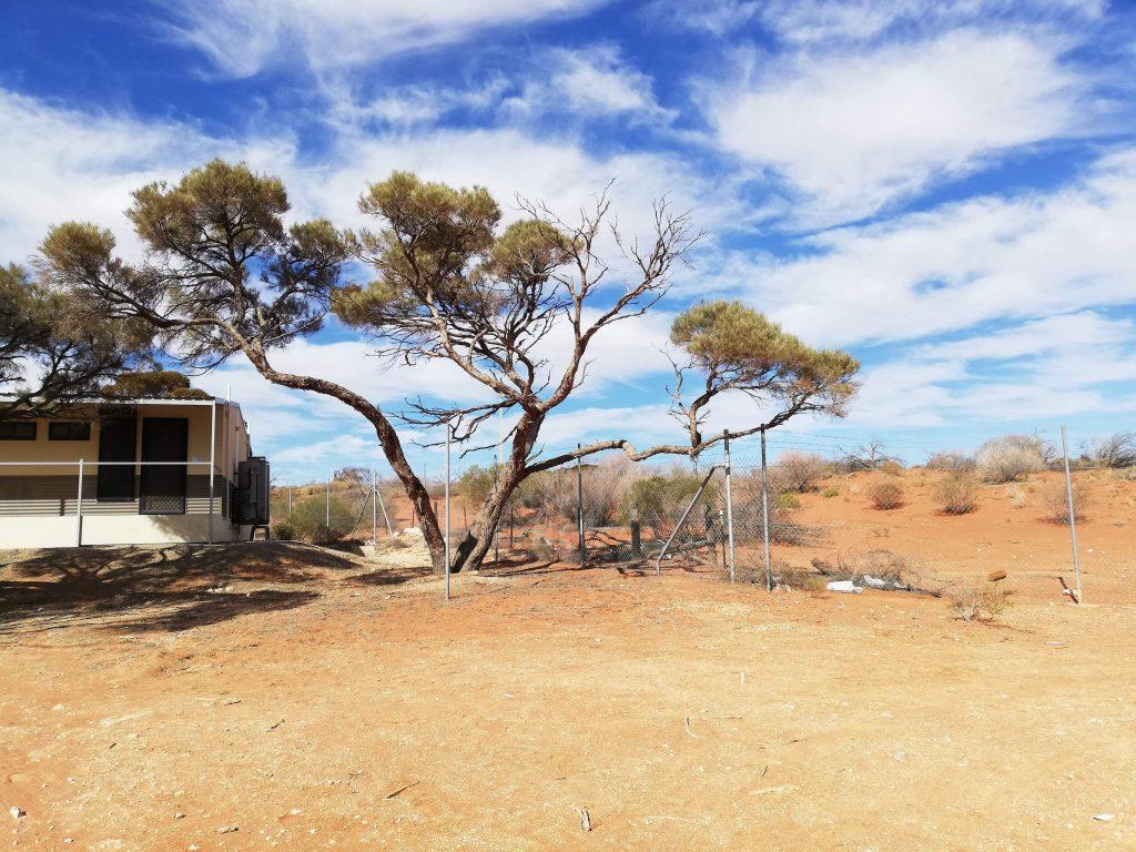 deserto Roxby downs