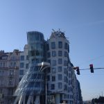Tancici dum, casa danzante Praga