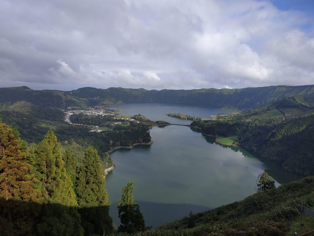 vista do rei Isola di São Miguel