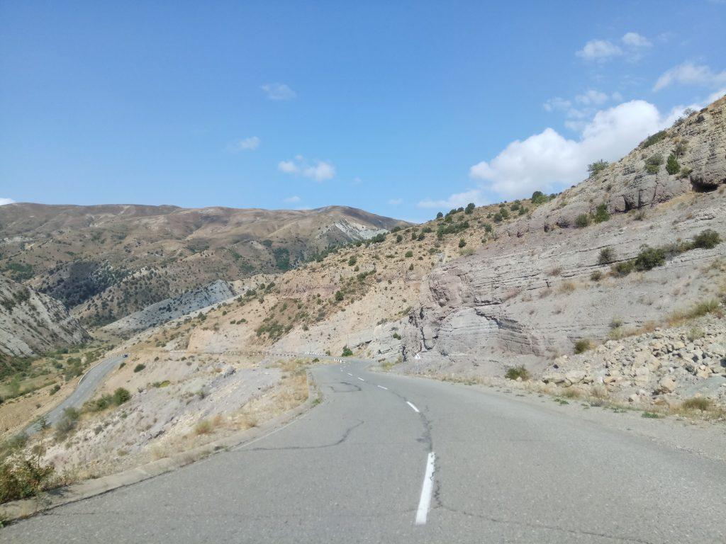 Paesaggio nagorno karabakhh