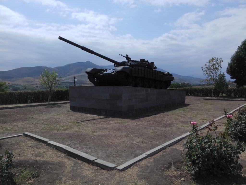 carro aramato Nagorno Karabakh