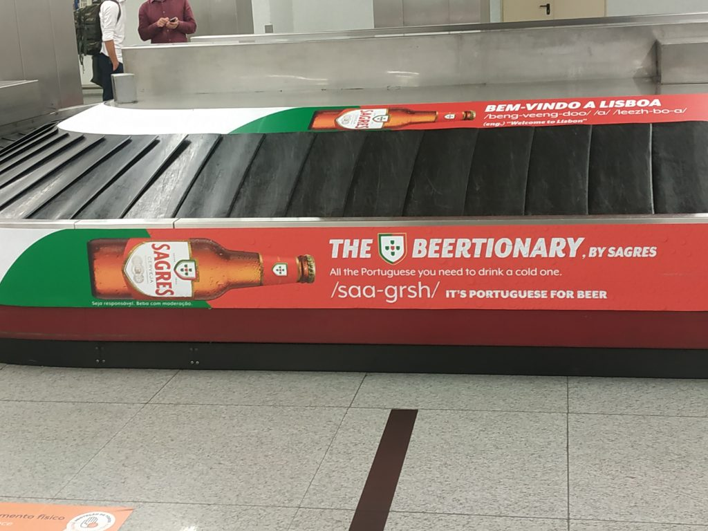 The Beerdictionary by Sagres