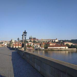 Praga: la prima tappa del viaggio.