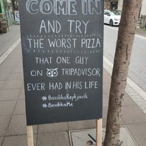 Il particolare umorismo islandese