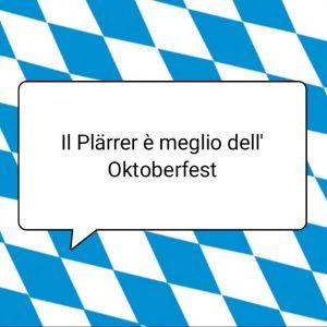 3 motivi per cui l'Augsburger Plärrer è meglio dell'Oktoberfest